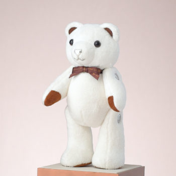 Medio Classic Beawelry Bear & Silver Envelope Charm